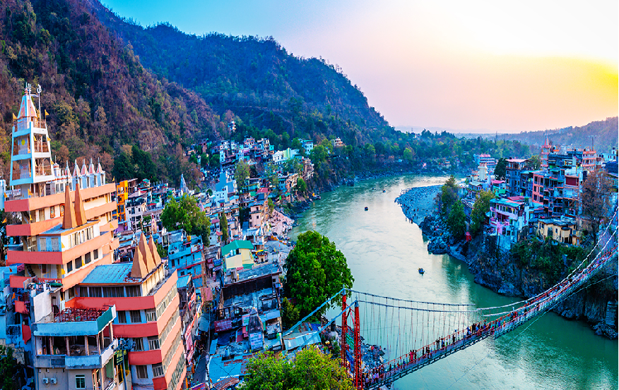 5 Reasons Why Rishikesh Should Be Your Next Holiday Destination?